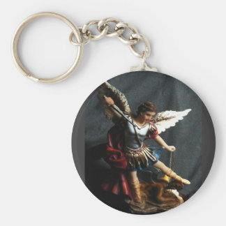 Porte-clés Porte - clé d'ange de St Michael