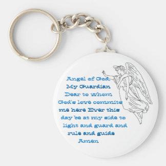 Porte-clés Porte - clé d'ange gardien