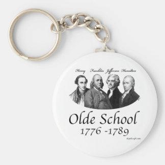 Porte-clés Porte - clé d'antan d'école