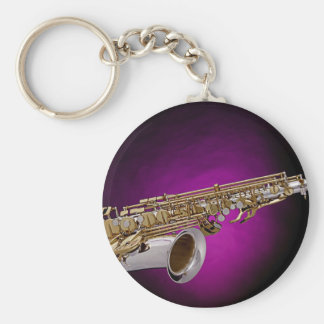 Porte-clés Porte - clé d'arrière - plan de rose d'image de