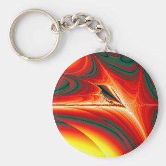 Porte-clés porte - clé d'art de fractale