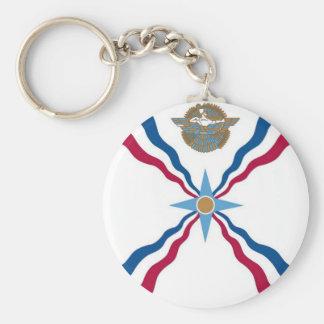 Porte-clés PORTE - CLÉ d'AssyrianFlag