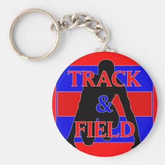 Porte-clés Porte - clé d'athlétisme