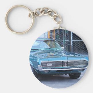 Porte-clés Porte - clé d'automobile de puma de Mercury