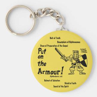 Porte-clés Porte - clé de 6h11 d'Ephesians de carnage de