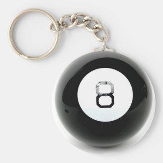 Porte-clés porte - clé de 8 boules
