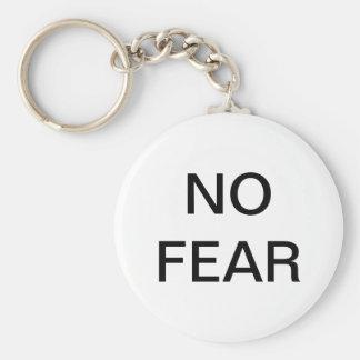 """Porte-clés Porte - clé de """"aucune crainte"""""""