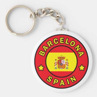 Porte-clés Porte - clé de Barcelone Espagne