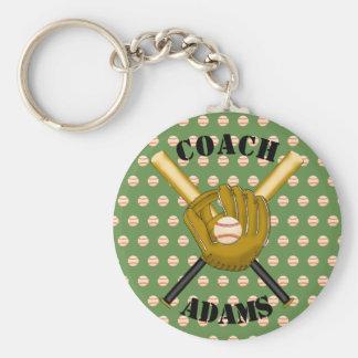 Porte-clés Porte - clé de base-ball