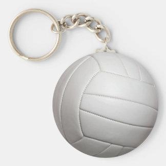 Porte-clés Porte - clé de base de bouton de volleyball