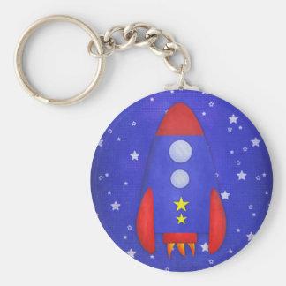 Porte-clés Porte - clé de bateau de Rocket