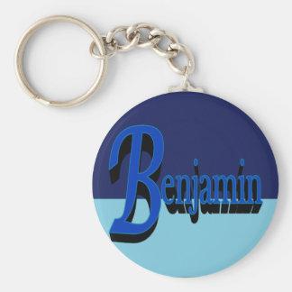 Porte-clés Porte - clé de Benjamin