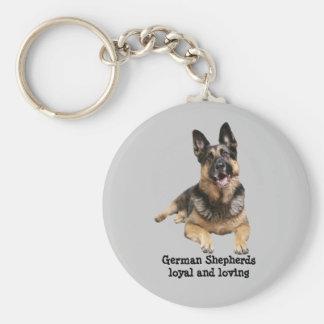 Porte-clés Porte - clé de berger allemand
