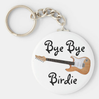 Porte-clés Porte - clé de birdie d'au revoir