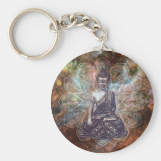 Porte-clés Porte - clé de Bouddha de cosmos