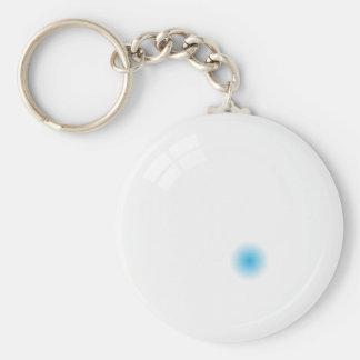 Porte-clés Porte - clé de boule de réplique (boule de piscine