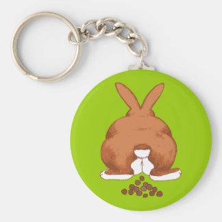 Porte-clés Porte - clé de bout de lapin