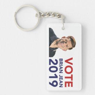 Porte-clés Porte - clé de Brian Jean de vote