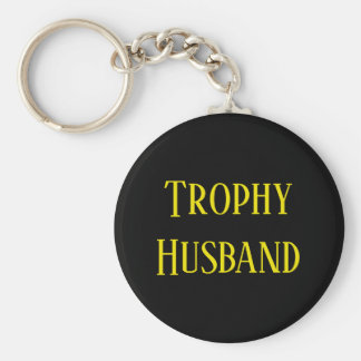 Porte-clés Porte - clé de cadeau de Noël de mari de trophée