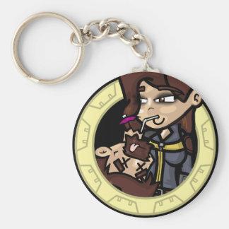Porte-clés Porte - clé de cannibale