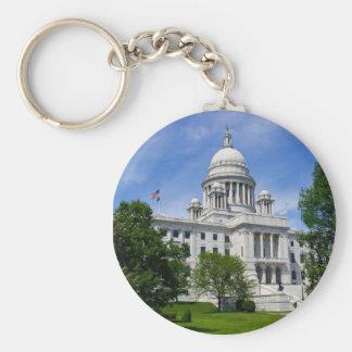 Porte-clés Porte - clé de capitol d'Île de Rhode