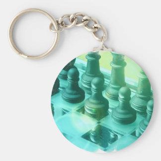 Porte-clés Porte - clé de champion d'échecs