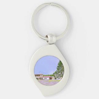 Porte-clés Porte - clé de Channing MI