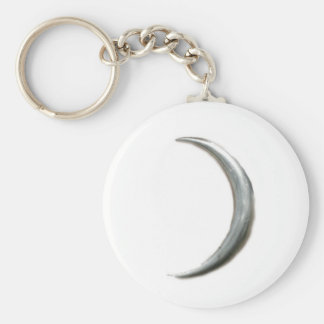 Porte-clés Porte - clé de charme de lune de Daniel