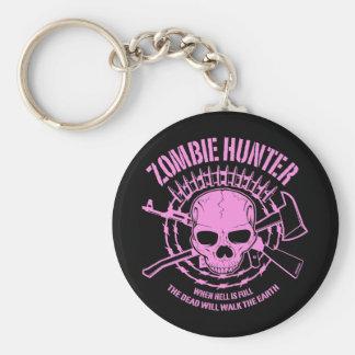 Porte-clés Porte - clé de chasseur de zombi