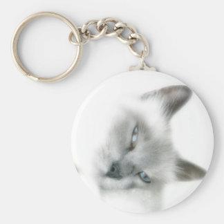 Porte-clés Porte - clé de chat