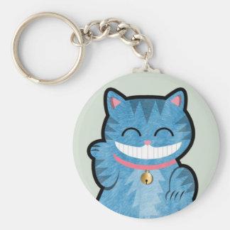 Porte-clés Porte - clé de chat de Cheshire