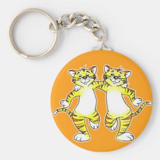 Porte-clés Porte - clé de chats