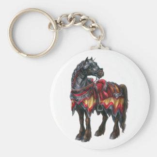 Porte-clés Porte - clé de cheval de bataille