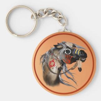 Porte-clés Porte - clé de cheval de guerre