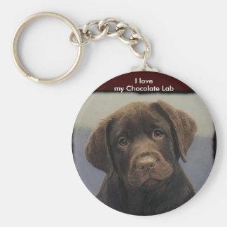Porte-clés Porte - clé de chien d'arrêt de Labdrador de