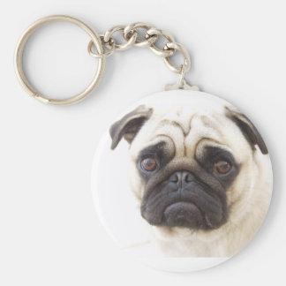 Porte-clés Porte - clé de chien de carlin