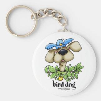 Porte-clés Porte - clé de chien de gibier à plumes