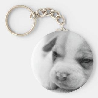 Porte-clés Porte - clé de chiot de mine
