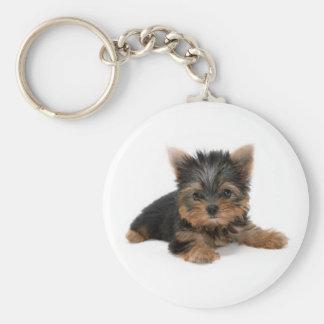 Porte-clés Porte - clé de chiot de Yorkshire Terrier
