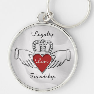 Porte-clés Porte - clé de Claddagh d'amitié d'amour de