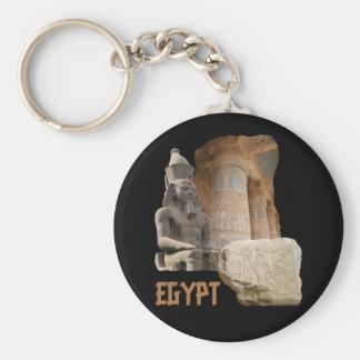 Porte-clés Porte - clé de collage de photo de l'EGYPTE