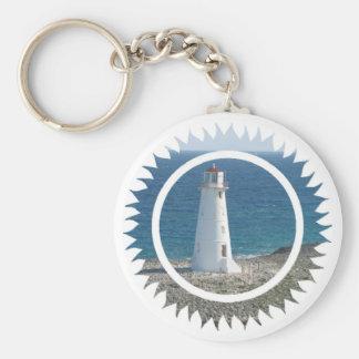 Porte-clés Porte - clé de conception de phare