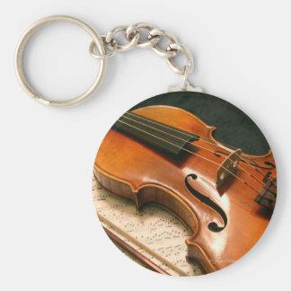 Porte-clés Porte - clé de concert de violon