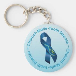 Porte-clés Porte - clé de conscience de CMT