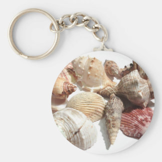 Porte-clés Porte - clé de coquillages