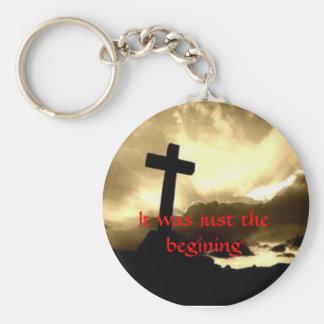 Porte-clés Porte - clé de croix de calvaire