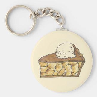 Porte-clés Porte - clé de cuisson de dessert de crème glacée