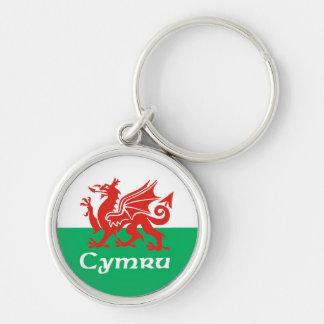 Porte-clés Porte - clé de Cymru Pays de Galles