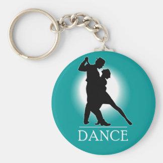 Porte-clés Porte - clé de danse