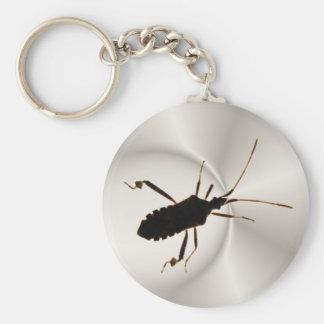 Porte-clés Porte - clé de ~ de la silhouette 2 d'insecte